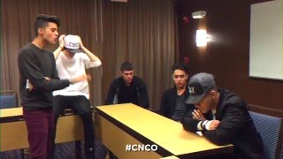CNCO - In the Building!!!