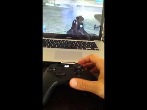 Halo 2 macbook pro.xbox one controller