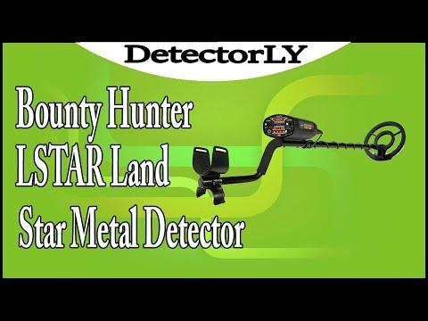 Bounty Hunter LSTAR Land Star Metal Detector Review