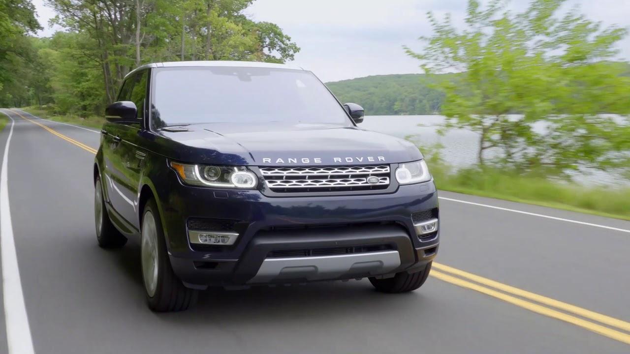 All-New Range Rover Sport - Land Rover Frisco