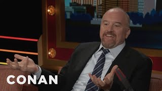 Louis C.K.: Dancing Is The Worst Possible Career Choice  - CONAN on TBS