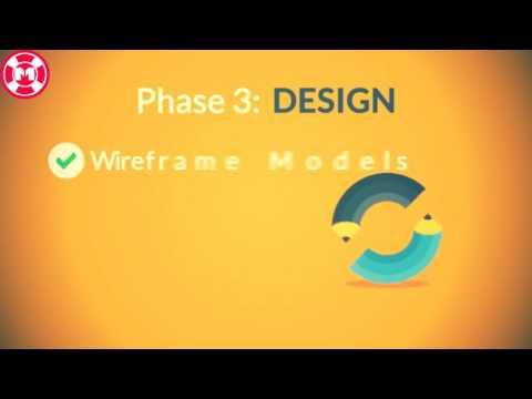 Microchip247 website design video advertising