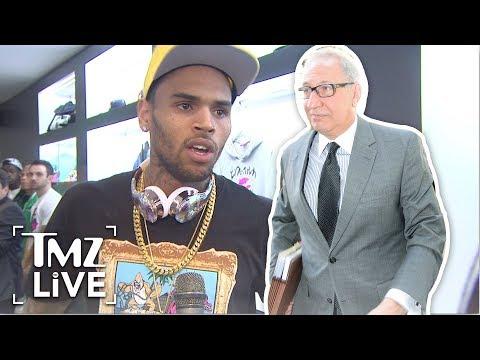 Chris Brown: $17 Million Shakedown?! | TMZ Live