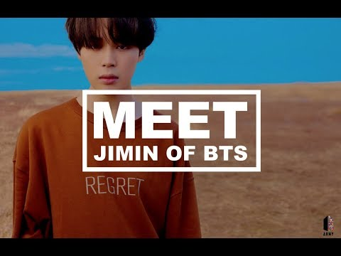 INTRODUCING: JIMIN OF BTS