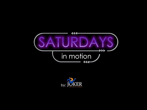 Saturday's In Motion at Garage Bar Calgary