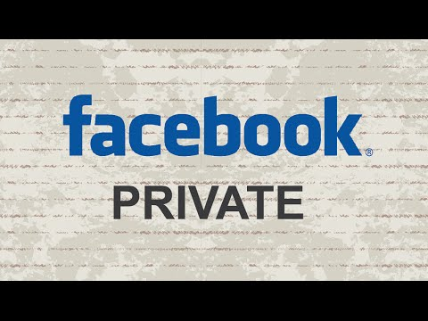 How to make Facebook private - 2015