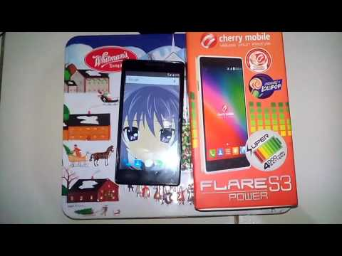 How to go to recovery mode in Cherry Mobile Flare S3 Power