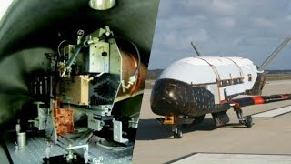 Rumours the US Military Is Testing an EM Drive on the X 37B Space Plane