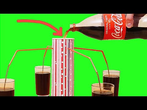 How to make a Drinks Dispenser Fountain