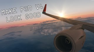 How to install Freemesh X Prepar3D P3D FSX - PakVim net HD