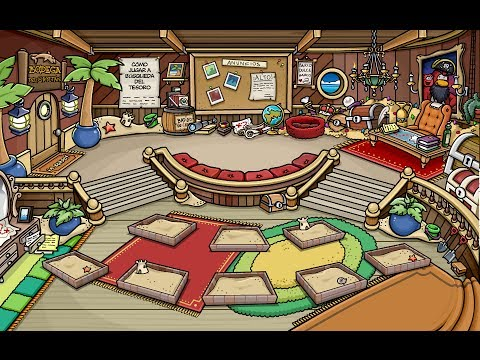 Club Penguin: How to get on Rockhoppers ship