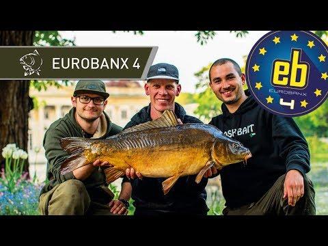 EUROBANX 4 with Alan Blair and Oli Davies - CARP FISHING FULL MOVIE