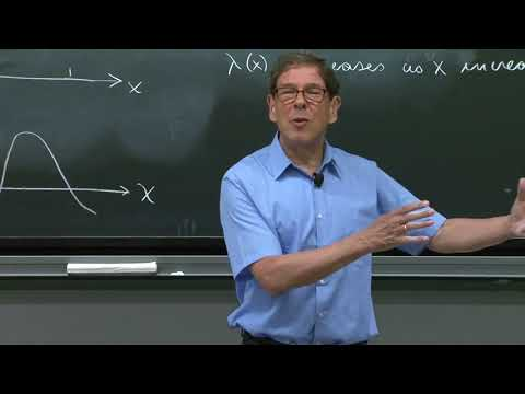 Quantum Mechanics: 1D Scattering and Central Potentials | MITx on edX
