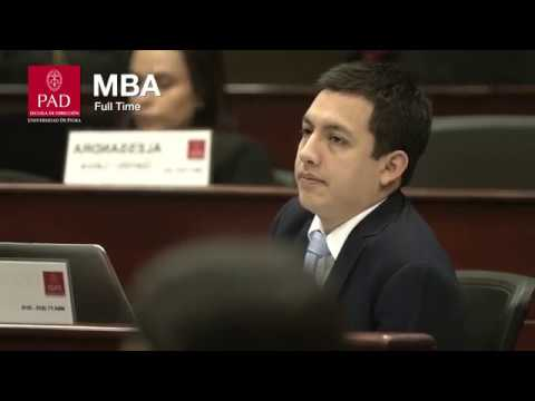 MBA Full Time - Testimonios