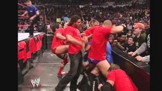 WWE Raw vs Smackdown 3/22/04 HD