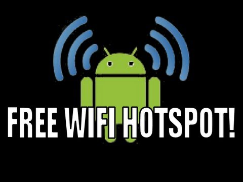 DON'T PAY FOR WIFI HOTSPOT ON ANDROID DEVICE!