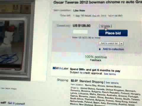 Ebay Scam: Shill Bidding 101