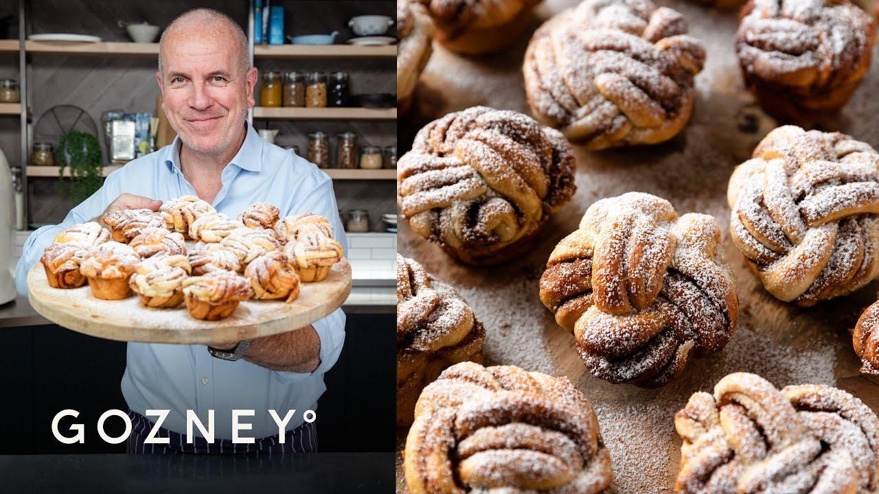 The Best Cinnamon Buns | Guest Chef: Richard Bertinet | Gozney
