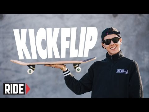 How-To Kickflip - BASICS with Spencer Nuzzi