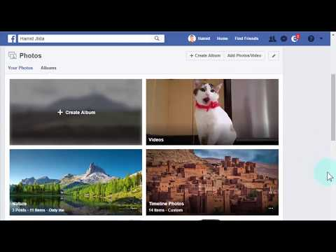 How To Make Your Photo Albums Private on Facebook [UPDATED 2018]