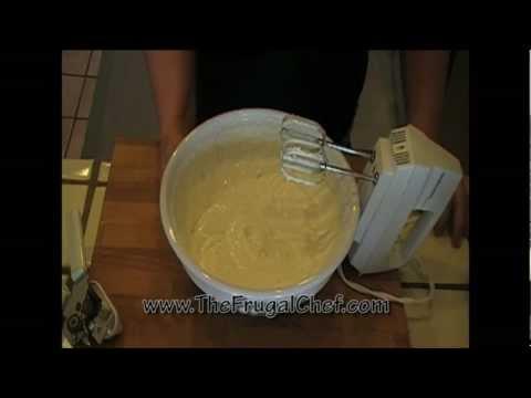 How to Make A Super Easy Lemon 'Mousse''