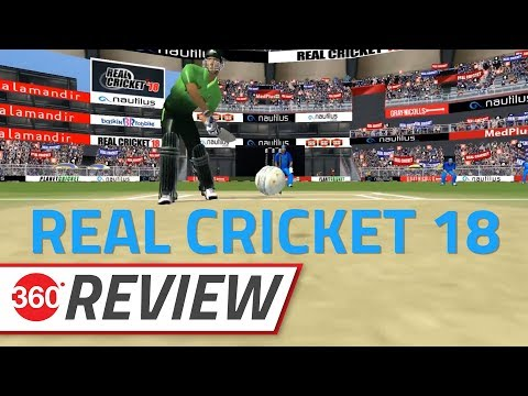 Real Cricket 18 Review | Gameplay, Batting, Bowling, and More