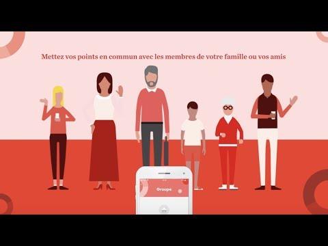 Comment mettre ses points PC Optimum en commun avec ceux de sa famille ou de ses amis.