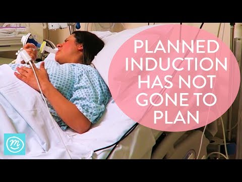 Planned (But Didn't Go To Plan) Induced Labour Story | Channel Mum