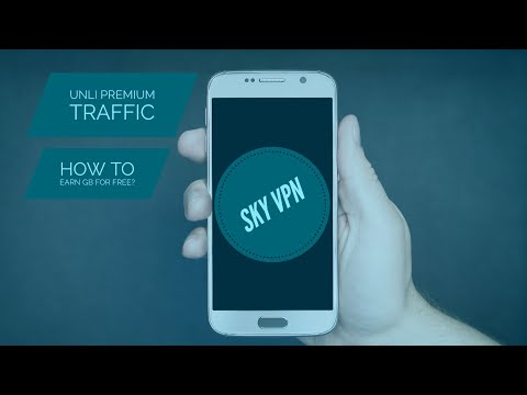 Android DoubleApp and Sky VPN free unli GB premium traffic | How to get Sky free premium account VPN