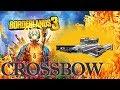 BORDERLANDS 3 ~ MASTERWORK CROSSBOW [Arme Légendaire] ~ (Drop : Urist McEnforcer)
