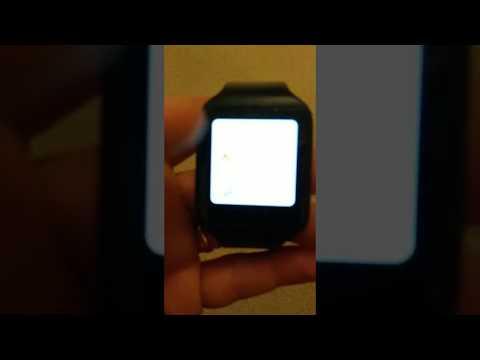 Problem with Strava v21 on Sony Smartwatch 3 Error -