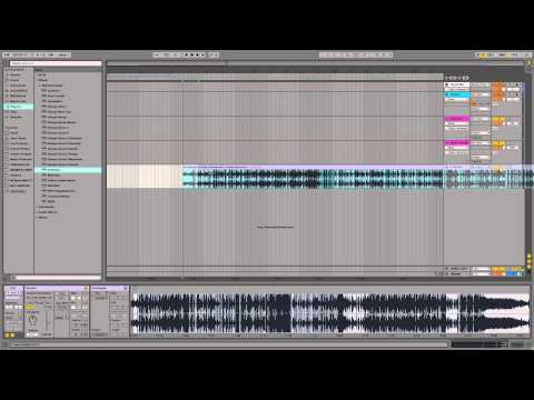 Ableton Tutorial: How to extract acapellas out of songs (Part 2 of 2)