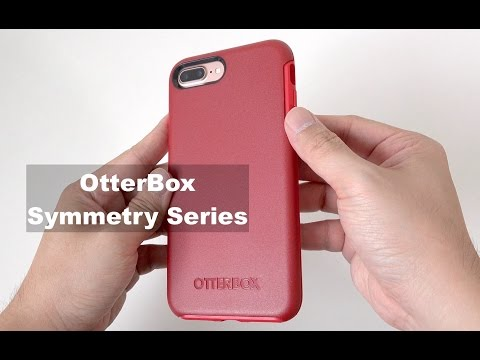 OtterBox Symmetry Series Case for iPhone 7 Plus - Sleek Protection
