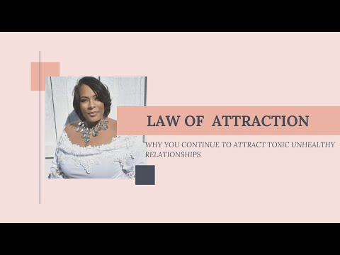 LOW SELF-WORTH ATTRACTS TOXIC RELATIONSHIPS