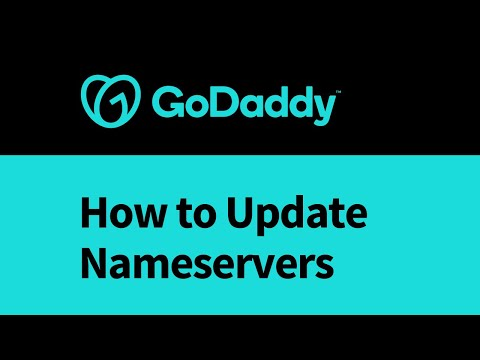 How to Change GoDaddy Nameservers in 2 minutes