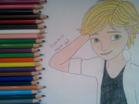 Mucize Uğur Böceği Adrien çizimi How To Draw Adrien From