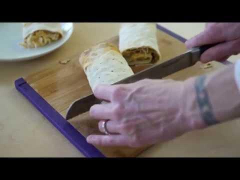 Vegan Reuben Wrap & Thousand Island Dressing