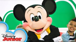 Hot Dog Dance Music Video | Mickey Mouse Mixed-Up Adventures | Disney Junior