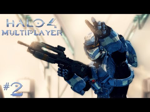 Halo 4 Multiplayer Gameplay: Team Swat #2