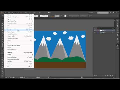Free Tutorial on SVG graphics, HTML 5 and Adobe illustrator