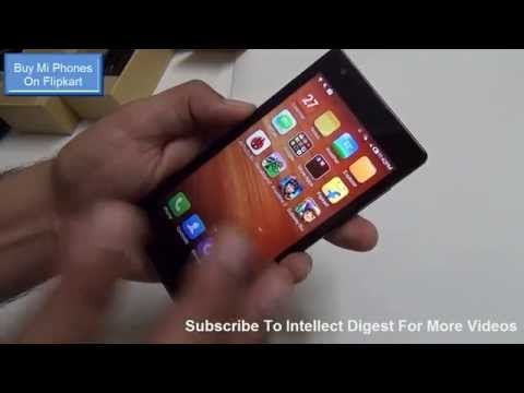 Xiaomi Redmi 1S Unboxing And Review- Includes Gaming, Camera & Benchmarks Test