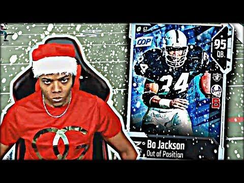BO JACKSON SQUAD BUILDER! HE LURKED ME!| God Squad #13 | Madden 18 Ultimate team Gameplay @JMELLFLO