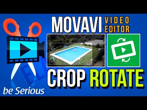 Crop And Rotate Video Make With Simple Editing Software | Don't Miss