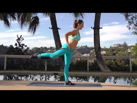 Butt Lift Workout -- Butt Lift Exercises No Equipment - Glute Exercises: Bodyweight Only
