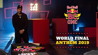 DIVINE performs Legends | Red Bull BC One Anthem 2019 (Official Video)