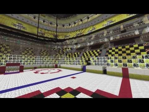 Minecraft TD Garden - Boston Bruins (Download Link)
