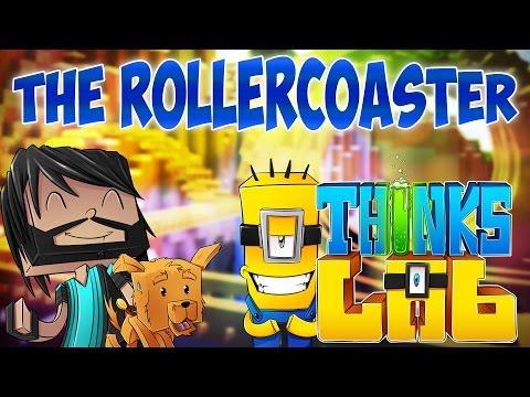 Minecraft : Think's Lab - Kevin's Wild Ride! [Minecraft Roleplay]