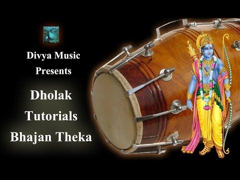 Instrument Tutorials   Bhajan Theka   Keherwa Taal   Learn Dholak Online   Divya Music