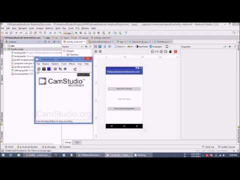 PDF Uploading on Server in Android Tutorial