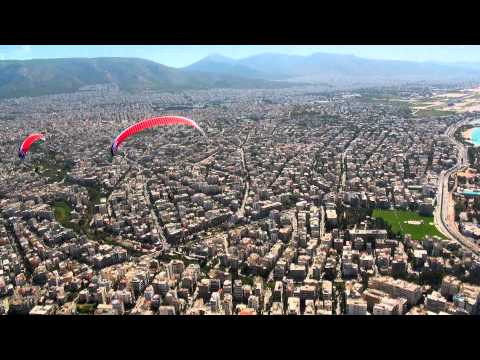 Pireus ( Piraeus, Athens from the air )